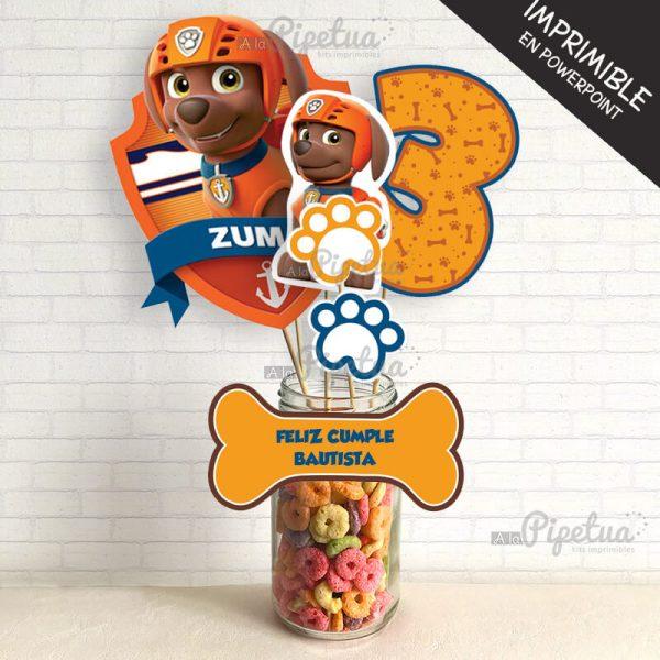 Pinchos – Zumma – Paw Patrol